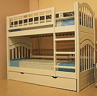 Кровать трансформер деревянная
