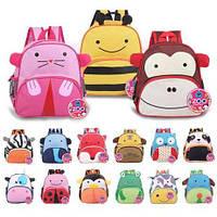 Детский термо рюкзак с поводком Zoo Pack