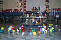 Оформление воздушными шарами вечеринок воздушные шары, фото 1