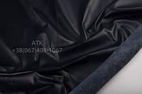 Кожа одежная наппа темно-синий 09-0703