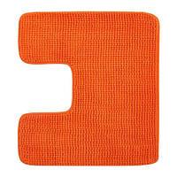 ТОФТБУ, Коврик под унитаз, оранжевый, 70294834 IKEA, ИКЕА, TOFTBO