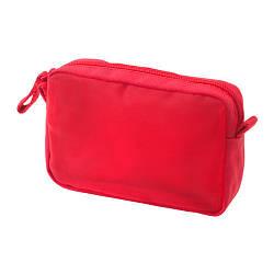 ФОРФИНА, Косметичка, червона, 70294546, IKEA, ИКЕА, FORFINA
