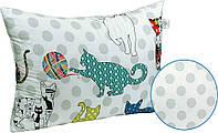 Подушка сатин 50х70 Руно Cat