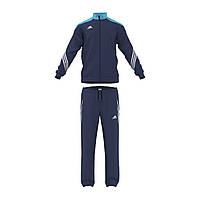 Спортивный костюм тренировочный Adidas sereno 14 темно-синий /f49708 - 23380