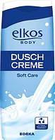 Крем для душа Elkos Body Dusch Creme - Soft Care 300 мл