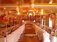 Оформление свадьбы  ресторан восток (приднепровск), фото 1
