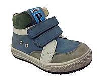 Ортопедические детские ботинки Перлина для мальчика р. 22
