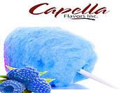 Ароматизатор Capella Blue Raspberry Сotton Сandy (голубая малина) 5 мл.