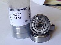 Подшипник ZKL 609 2Z (9x24x7) однорядный