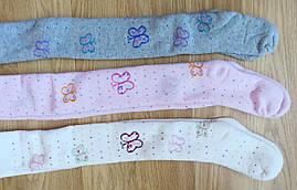 Детские теплые колготы от турецкого производителя Bross (размеры 98-104, 110-116, 122-128, 134-140)