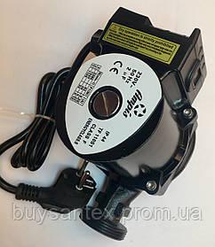 Циркуляционный насос Ampis 25/35-180 (Black-D) с гайками и кабелем