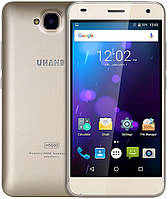"Uhans H5000 gold 3/32 Gb, 5"", MT6737, 3G, 4G"