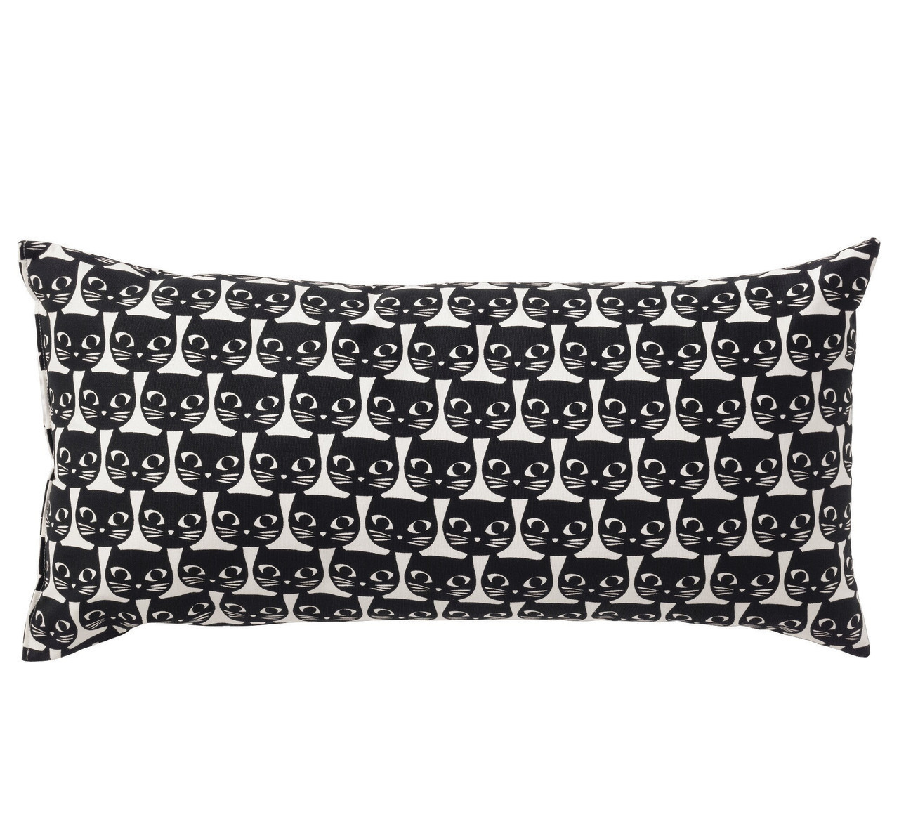 МАТТРАМ  Подушка, белый, черный, 50320023, ИКЕА, IKEA, MATTRAM