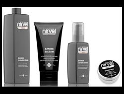 Nirvel Barber. Линия средств по уходу за бородой, усами и кожей лица