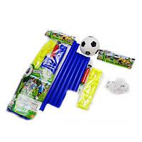Футбольные ворота AZ951 с мячом и сеткой и насосом