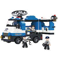 Конструктор Sluban Полиция (M38-B0187)