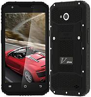 "NO.1 Vphone M3 black IP68 2/16 Gb, 5"", MT6735, 3G, 4G"