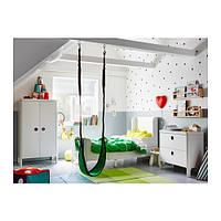 ГУНГГУНГ Качели, зеленый,  40312231, ИКЕА, IKEA,  GUNGGUNG