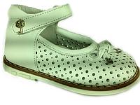 Ортопедические детские туфли Перлина для девочек р. 21, 22, 23, 24, 25