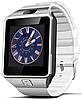 Часы Smart Watch DZ09 white Gsm/Bluetooth/камера