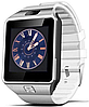 Годинник Smart Watch DZ09 white Gsm/Bluetooth/камера