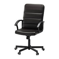 ТОРКЕЛЬ Рабочий стул, черный, 00212484, ИКЕА, IKEA, TORKEL