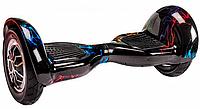 """Smart Balance Wheel 10"""" Молния Цветная +Сумка +Самобаланс, фото 1"""
