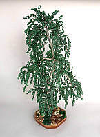 1650-дерево из бисера береза , фото 1