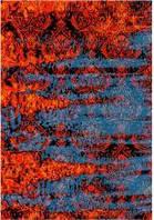 Ковёр Kolibri орнамент - красный 1.60х2.30