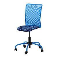 ТУРБЬЁРН Рабочий стул, голубой, 40217899, IKEA, ИКЕА, TORBJORN