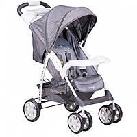 Прогулочная коляска Quatro Imola 14 Light grey