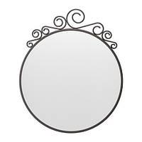 ЭКНЕ, Зеркало круглое, ИКЕА, IKEA, EKNE, 50193138