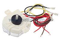 Таймер одинарный для стиральной машины полуавтомат, 6 проводов