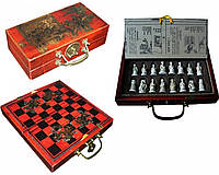 Шахматы Антиквариат (33х35 см)