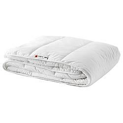 ГРУСБЛАД Одеяло, прохладное, 150*200см, 60271705, ИКЕА,  IKEA, GRUSBLAD