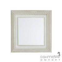 Мебель для ванных комнат и зеркала Botticelli Зеркало Botticelli Treviso ТM -80 белое, патина медь