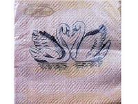 Серветка (ЗЗхЗЗ, 20шт) La Fleur Курча під вербою 503 (1 пач) заходи на сайт Уманьпак