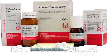 Endométhasone ivory, Septodont (Эндометазон, Септодонт)