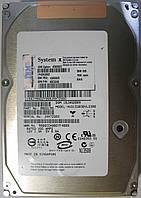 """Уценка!!! Hitachi 300GB 15000rpm 16MB 3.5"""" SAS HUS153030VLS300 (читать описание)"""