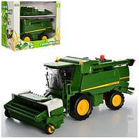 """Комбайн 8989A-1-2-3""""Farm World"""", 32 см"""