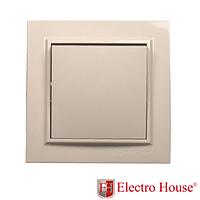 Выключатель одноклавишный Electro House