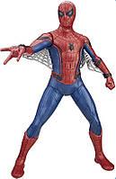 Фигурка Hasbro Spider Man Человек Паук со световыми и звуковыми эффектами (B9691)