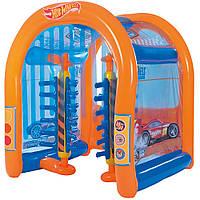 Игровой центр Bestway Hot Wheels Автомойка  (93406)