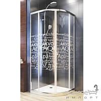 Душевые кабины, двери и шторки для ванн Aquaform Душевая кабина Aquaform Nigra Aqua под глубокий поддон 100-40064