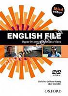 English File Third Edition Upper-Intermediate Class DVD / Видео диск к курсу