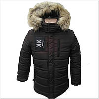 Зимняя куртка для мальчика, подросток.