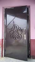 Двери входные с ковкой Балкар-Днепр