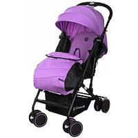 Прогулочная коляска El Camino Solo M 3428-9 Фиолетовая