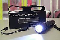 Шокер фонарь электрошокер POLICE 1101 Мощность 156000 KV