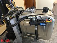 Комплект гидравлики  Hyva на  тягач с высококачественным алюминиевым баком